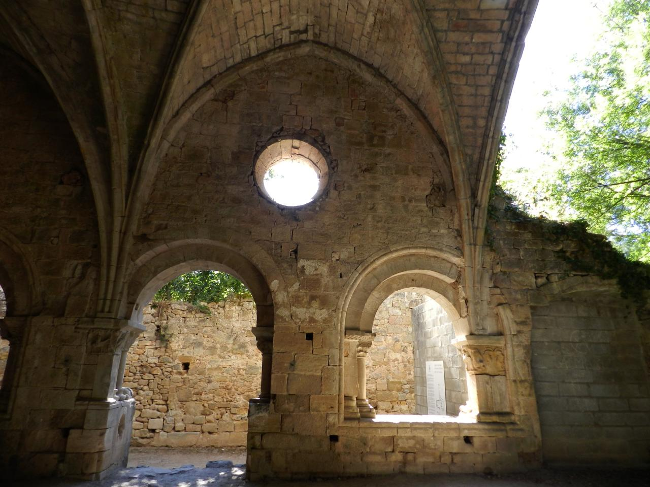 Abbaye d'Alet les bains
