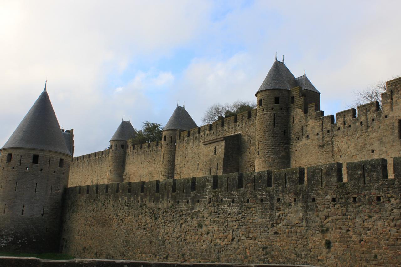 Cité de Carcassonne (à 30km)