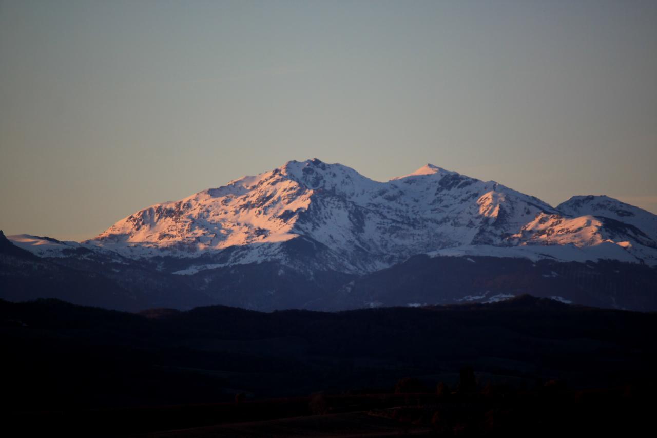 Vue depuis la Tour de Ferran