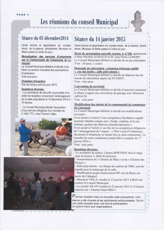 Journal 7 janvier 2015