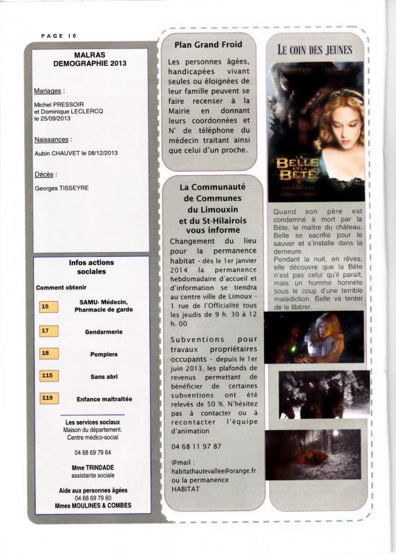 Journal janvier 2014 10