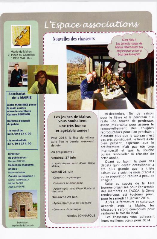 Journal janvier 2014 12