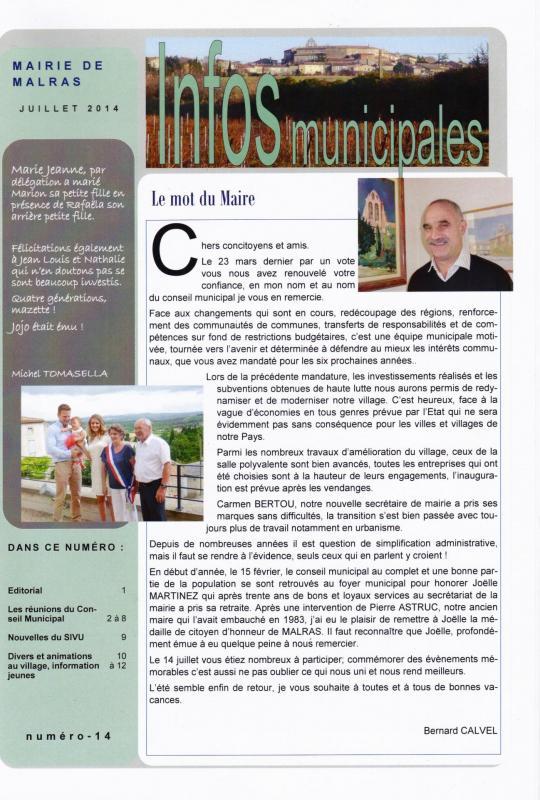 Journal juillet 2014 1